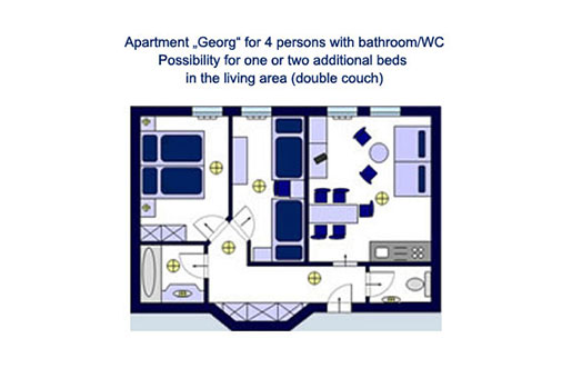 Apartment Georg